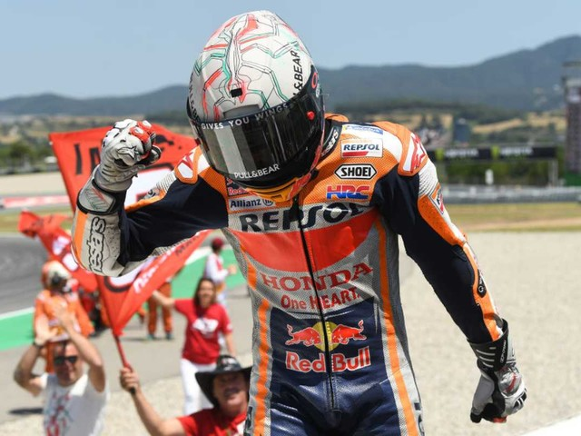 """MotoGP, Marc Marquez: """"Lorenzo non merita la penalizzazione"""""""