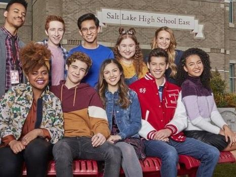 La serie ispirata ad High School Musical rinnovata per una seconda stagione ancor prima del debutto su Disney+
