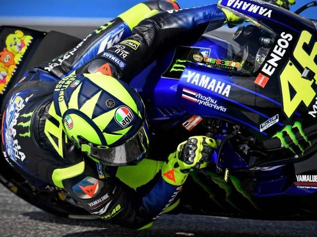 LIVE MotoGP, GP Giappone 2019 in DIRETTA: Marquez un missile sul bagnato nelle FP3, Dovizioso e Valentino Rossi poco brillanti