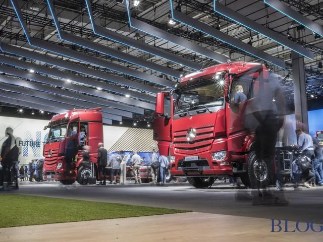 Salone di Hannover IAA 2018 - Le novità di Mercedes-Benz