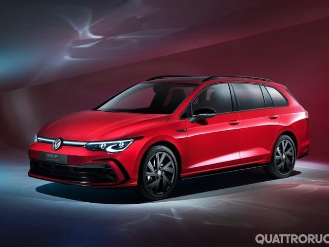 Volkswagen Golf Variant - Più spazio e tecnologia per la station wagon