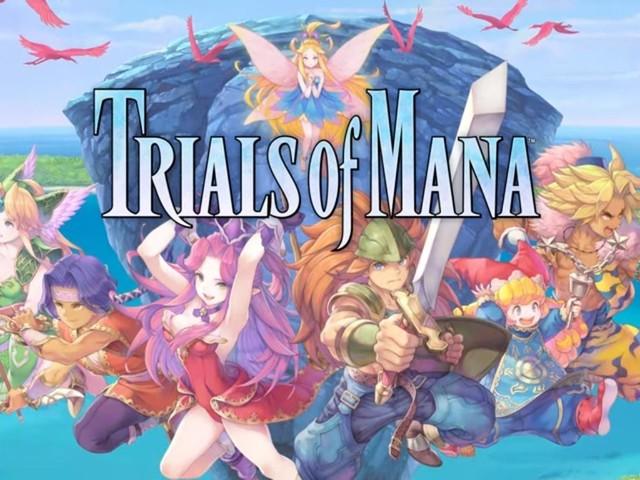 Trials of Mana: Provato – Gamescom 2019