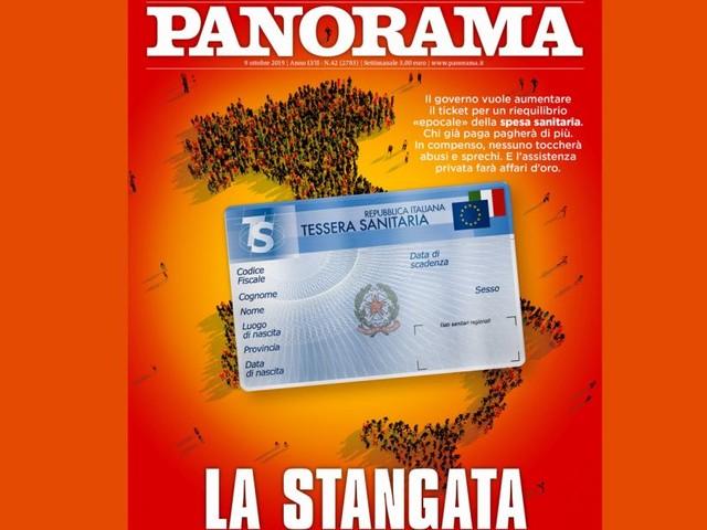 Stangata – Panorama in edicola