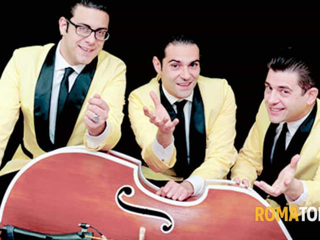 Bevo solo Rock'n Roll al Cotton Club: The Newtones in concerto