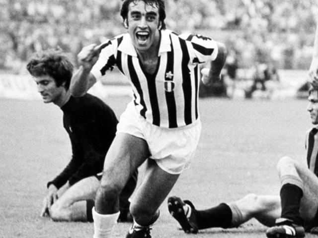 Il 'Pelè bianco' Pietro Anastasi, bandiera della Juve anni '70, è morto