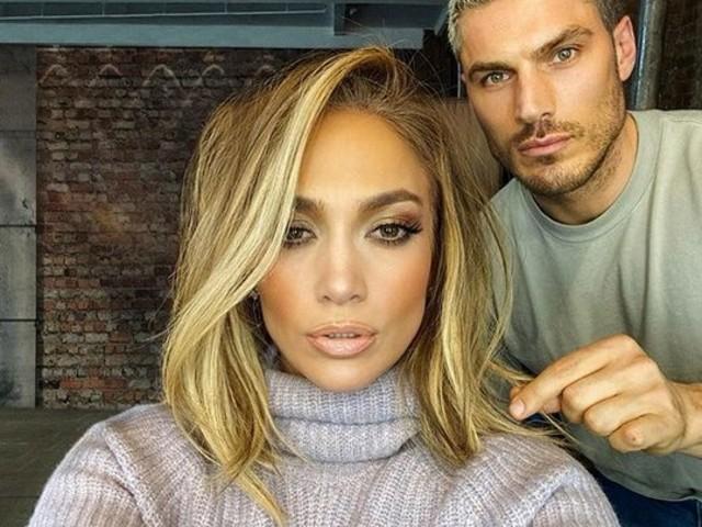 Caschetto lungo: il long bob di Jennifer Lopez è il taglio perfetto per l'inverno