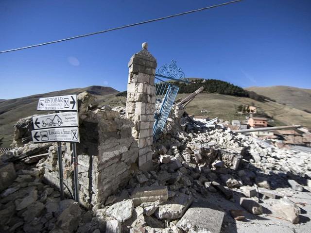Un'altra scossa di terremoto nelle Marche