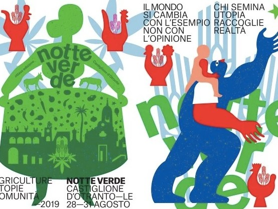 Salento-Albania: alla Notte Verde di Castiglione d'Otranto il riscatto della ruralità