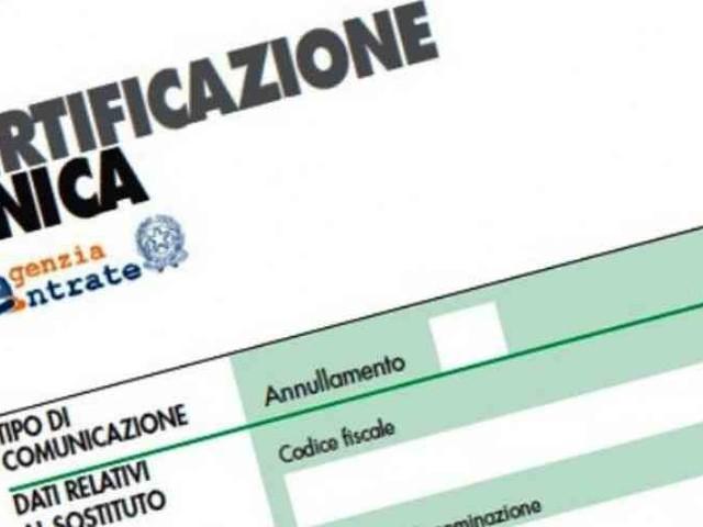 Certificazione Unica 2018: nuovo modello, istruzioni e scadenza ex CUD