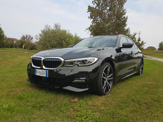 BMW Serie 3 berlina: recensione e prova su strada della 320d xDrive