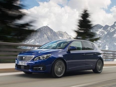 Peugeot 308, l'automatico 8 marce è per tutte