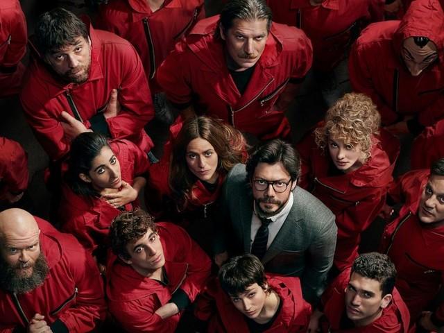 """La casa di carta 4"". Perché la serie tv cult di Netflix continua a stupire"