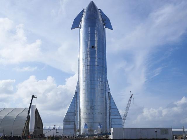 Starship SN4, prototipo di SpaceX esplode sul sito di prova