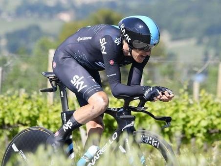 Giro d'Italia, Thomas si ritira: il team Sky resta senza un capitano