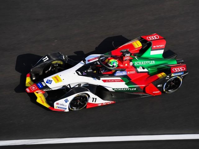 Formula E - Di Grassi riporta l'Audi alla vittoria