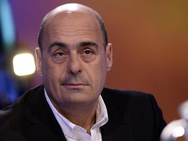 """Zingaretti: """"Pd-M5S insieme oltre il 40%, ora diventi alleanza"""""""