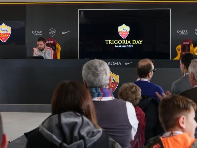 Hyundai: a Trigoria per l'AS Roma Experience