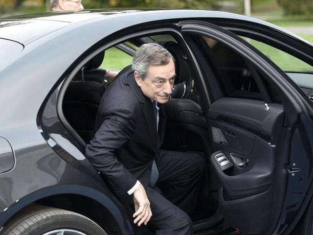 """""""È come in guerra. Serve più debito pubblico"""". Parla Draghi"""
