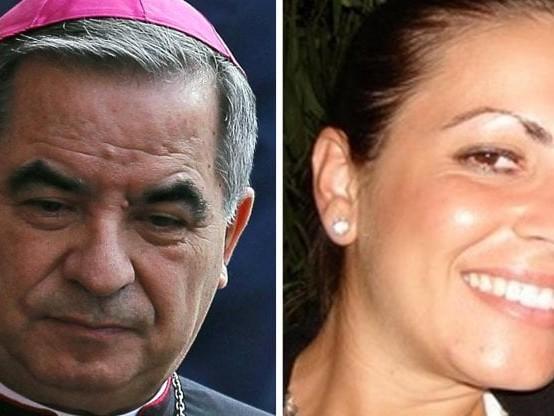 Caso Becciu, Cecilia Marogna torna in libertà: per lei solo obbligo di firma