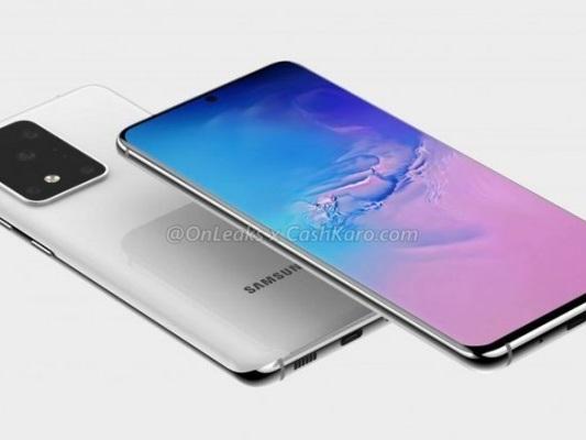 Samsung Galaxy S20, anche le cover ufficiali rivelate da un leak - Notizia