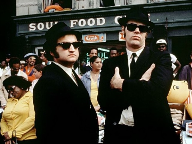 The Blues Brothers, il cult movie con John Belushi compie quarant'anni