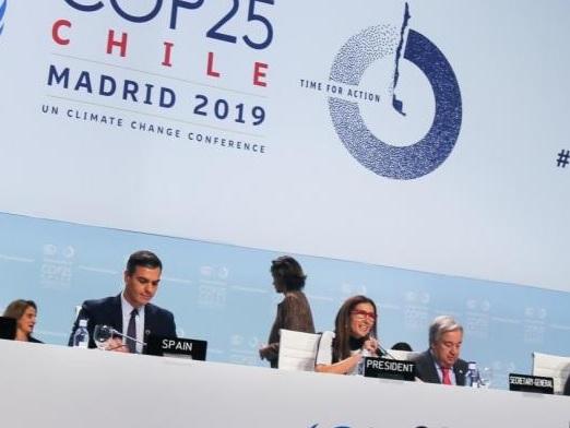 La COP25 Unfccc di Madrid inizia con un appello a far progredire davvero l'azione climatica