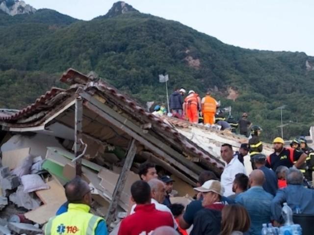 Terremoto Ischia: non si escludono nuove scosse