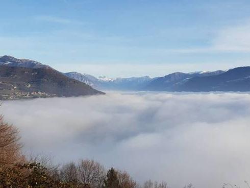 La settimana inizia col ritorno del sole, qualche nebbia e gelate notturne