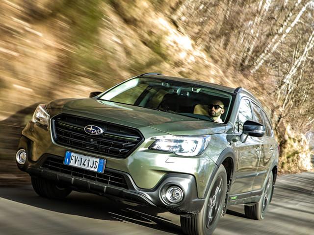Subaru pronta per 7Milamiglialontano, il viaggio solidale lungo le coste d'Europa