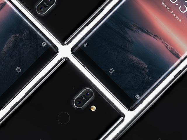 Nokia 8 Sirocco riceve una nuova build di Android 10 e le patch di sicurezza di luglio 2020