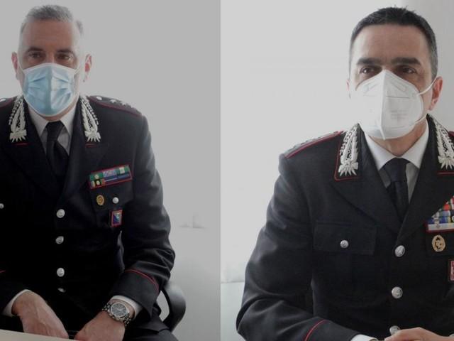 L'Arma dei carabinieri a 360°: dai controlli anti-covid lungo la costa maceratese all'Hotel House (VIDEO e FOTO)