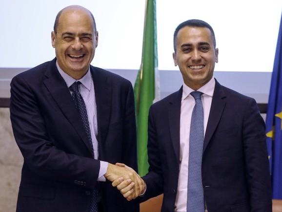 Consultazioni, Nicola Zingaretti e Luigi Di Maio in trattativa: sarà un premier donna?