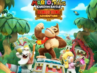 Mario + Rabbids: Kingdom Battle - Hands On