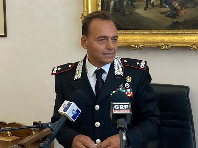 Torino, il Generale Claudio Lunardo è il nuovo comandante provinciale dei Carabinieri