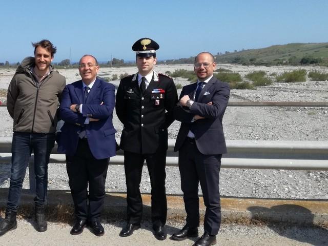"""Reggio Calabria, fenomeno delle """"vacche sacre"""": sopralluogo del Prefetto"""