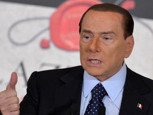 """Diciotti, Berlusconi: """"Contento per Salvini ma M5s ha tradito i suoi principi"""""""