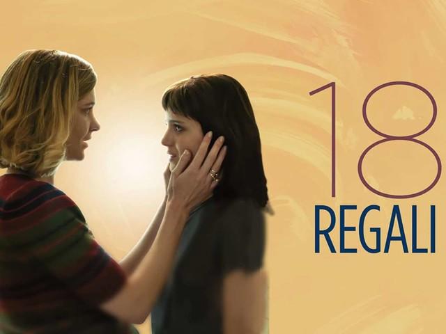 """Netflix,: """"18 Regali"""" in Top Ten"""