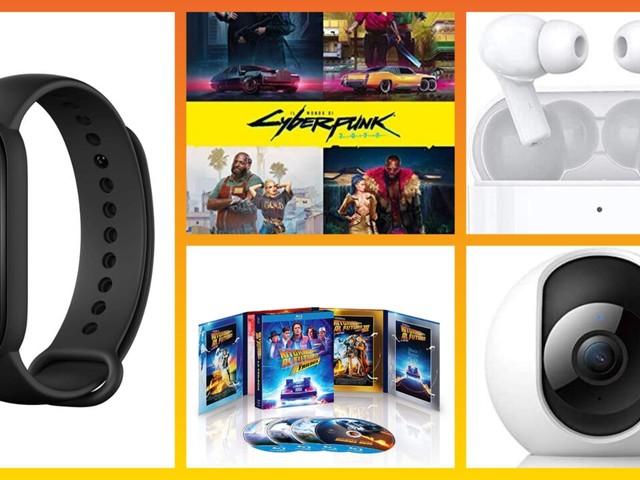 20 prodotti Amazon fra i 30 e i 40€ per partecipare all'estrazione di 10.000€ in buoni