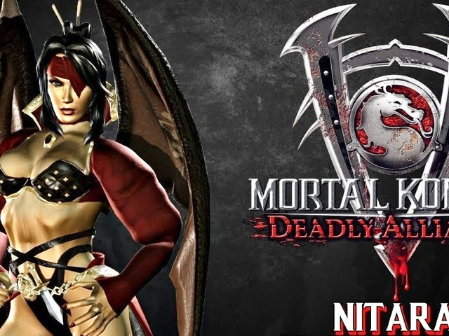 Mortal Kombat reboot: ci sarà anche la vampira guerriera Nitara