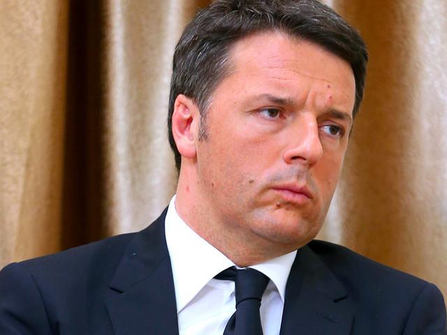 Matteo Renzi intervistato da Il Foglio, futuro di governo e Italia