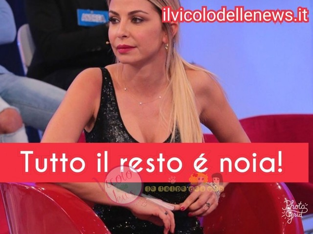 #uominiedonne: ecco la reazione di Sabrina Ghio dopo il no di Nicolò Raniolo!