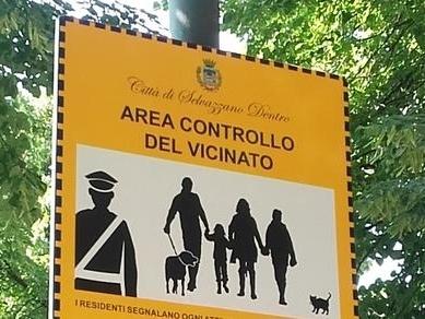 """""""Controllo del vicinato"""" Installata la segnaletica e ora i volontari in strada"""