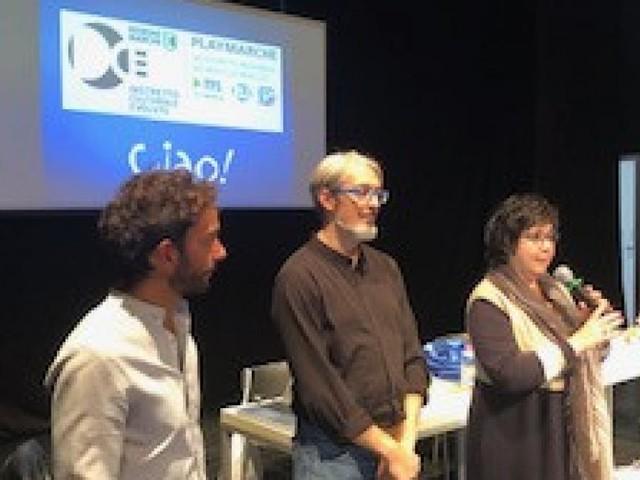 Presentata la app PlayMarche nelle scuole di Appignano e Montefano (FOTO)