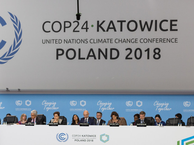 Cop24 Unfccc, clima: cercasi disperatamente leadership mondiale (VIDEO)