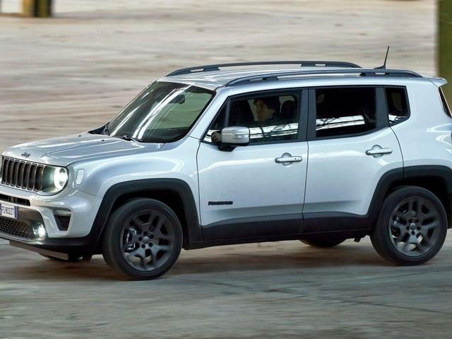 Jeep Renegade S, eleganza e sportività