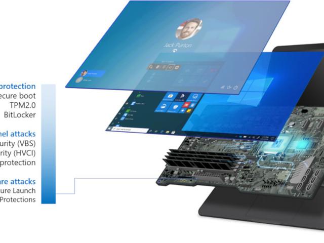 Microsoft presenta i Secured-core PC