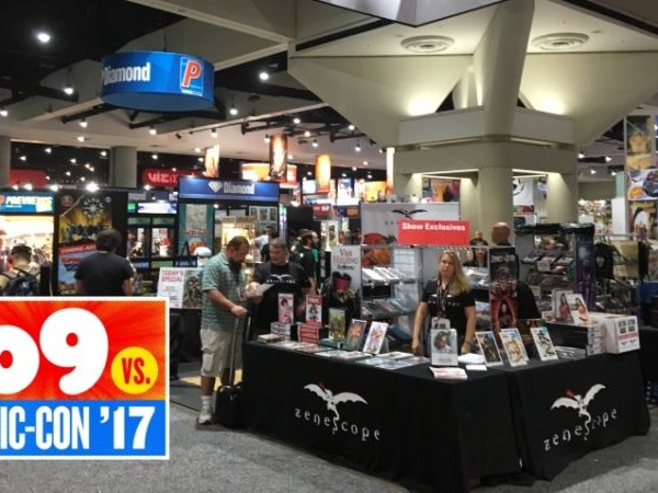 Join io9 on Our Tour of San Diego Comic-Con 2017