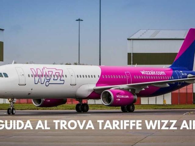 Trova Tariffe Wizz Air: come trovare i voli low cost