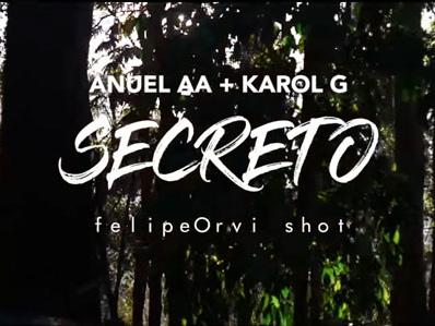 Anuel AA & Karol G nel bollente singolo Secreto: audio, video, testo e traduzione