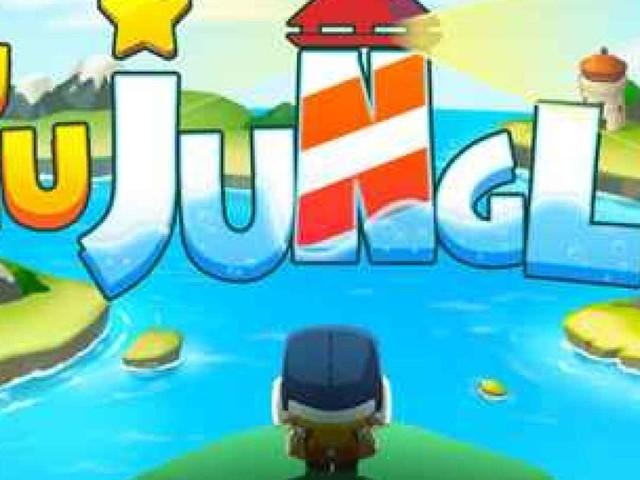 Giochi - Un divertente puzzle game da provare su iPhone? BiuBiu Jungle!!! (xantarmob)